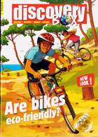 Discovery Box Magazine Issue JUNE 21