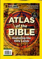 National Geographic Coll Magazine Issue ATLASBIBLE