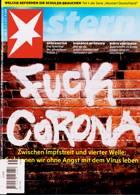 Stern Magazine Issue NO 35