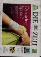 Die Zeit Magazine Issue NO 35