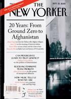 New Yorker Magazine Issue 13/09/2021