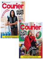 Courier Magazine Issue OCT-NOV 43