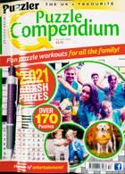 Puzzler Q Puzzler Compendium Magazine Issue NO 353