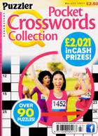 Puzzler Q Pock Crosswords Magazine Issue NO 227