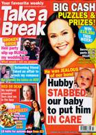 Take A Break Magazine Issue NO 37