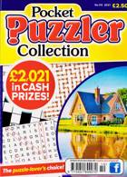 Puzzler Pocket Puzzler Coll Magazine Issue NO 110