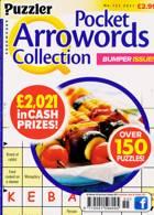 Puzzler Q Pock Arrowords C Magazine Issue NO 155