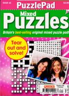 Puzzlelife Ppad Puzzles Magazine Issue NO 62