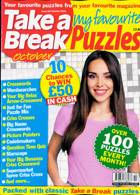 Tab My Favourite Puzzles Magazine Issue OCT 21