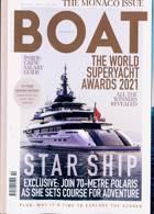 Boat International Magazine Issue OCT 21