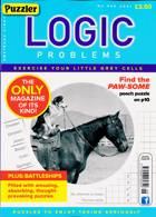 Puzzler Logic Problems Magazine Issue NO 446
