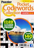 Puzzler Q Pock Codewords C Magazine Issue NO 166