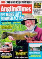 Angling Times Magazine Issue 07/09/2021