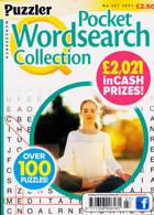Puzzler Q Pock Wordsearch Magazine Issue NO 227