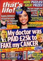 Thats Life Magazine Issue NO 37