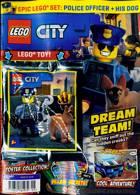Lego City Magazine Issue NO 43