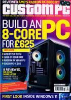 Custom Pc Magazine Issue NOV 21
