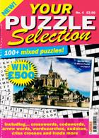 Your Puzzle Selection Magazine Issue NO 4