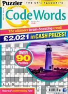 Puzzler Q Code Words Magazine Issue NO 477