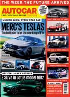 Autocar Magazine Issue 08/09/2021