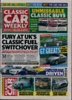 Classic Car Weekly Magazine Issue 08/09/2021