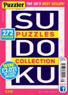 Puzzler Sudoku Puzzle Collection Magazine Issue NO 166