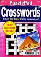 Puzzlelife Ppad Crossword Magazine Issue NO 63