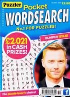Puzzler Pocket Wordsearch Magazine Issue NO 455