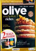 Olive Magazine Issue OCT 21