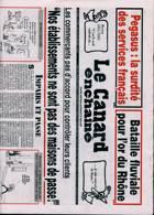 Le Canard Enchaine Magazine Issue 55