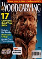 Woodcarving Illustrated Magazine Issue FALL