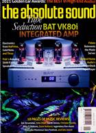 The Absolute Sound Magazine Issue SEP 21