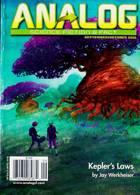 Analog Sci Fi & Fact Magazine Issue SEP-OCT