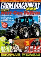 Farm Machinery Journal Magazine Issue OCT 21