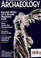 Archaeology Magazine Issue SEP-OCT