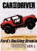 Car & Driver (Usa)  Magazine Issue SEP 21