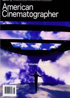 American Cinematographer Magazine Issue 08