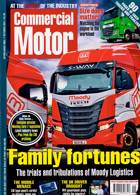 Commercial Motor Magazine Issue 07/10/2021