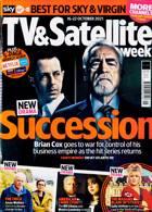 Tv And Satellite Week  Magazine Issue 16/10/2021