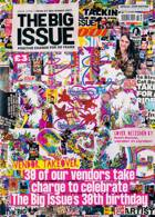 The Big Issue Magazine Issue NO 1481