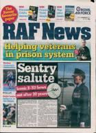 Raf News Magazine Issue NO 1521