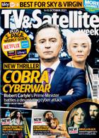 Tv And Satellite Week  Magazine Issue 09/10/2021