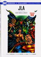 Dc Comic Heroes And Villains Magazine Issue PART20