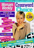 Womans Weekly Crosswo Choice Magazine Issue NO 23