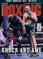 Boxing News Magazine Issue 14/10/2021