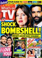 Whats On Tv England Magazine Issue 09/10/2021