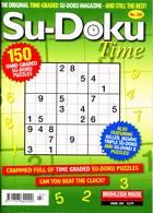 Sudoku Time Magazine Issue NO 203