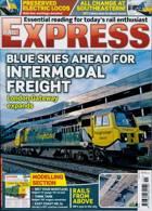 Rail Express Magazine Issue NOV 21
