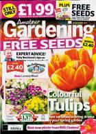 Amateur Gardening Magazine Issue 16/10/2021
