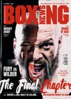 Boxing News Magazine Issue 07/10/2021
